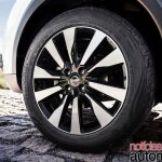 Nissan Kicks official image wheel