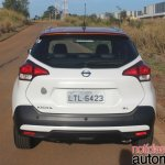 Nissan Kicks rear second image