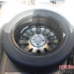 Nissan Kicks spare wheel