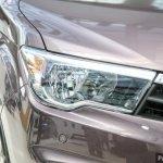 Perodua Bezza headlight