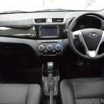 Perodua Bezza interior dashboard