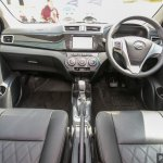 Perodua Bezza sedan dashboard launched for sale in Malaysia