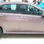 Perodua Bezza sedan side launched for sale in Malaysia