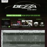 Perodua Bezza specifications