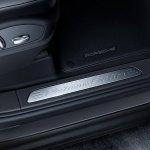 Porsche Cayenne Platinum Edition door sill