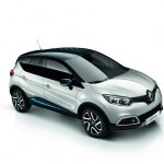 Renault Captur Iconic Nav Special Edition front three quarters