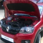 Renault Kwid engine bay