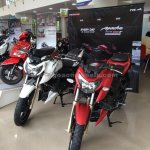 TVS Apache RTR 200 4V launched Goa