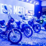TVS Nepal unveil four new models