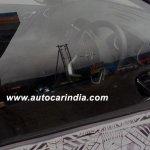 Tata Tiago AMT interior spied