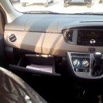 Toyota Calya interior spy shot