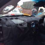 2016 Chevrolet Trailblazer (facelift) interior spy shot