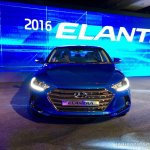 2016 Hyundai Elantra launched front in India