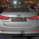 2016 Hyundai Elantra rear launched in India