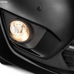 2016 Proton Persona black front fog lamp