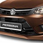 2016 Proton Persona front fascia