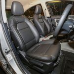 2016 Proton Persona front seats