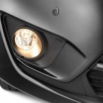 2016 Proton Persona grey front fog lamp