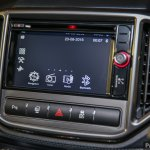 2016 Proton Persona infotainment system