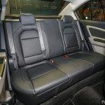 2016 Proton Persona rear seats