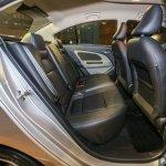2016 Proton Persona rear seats second image