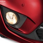 2016 Proton Persona red front fog lamp
