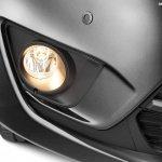 2016 Proton Persona silver front fog lamps