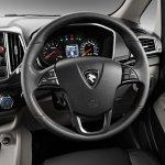 2016 Proton Persona steering wheel