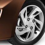 2016 Proton Persona wheel