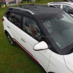 Hyundai Creta Anniversary Edition roof arrives at dealership