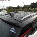 Hyundai Creta Anniversary Edition roof rails arrives at dealership
