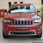 Jeep Grand Cherokee front launched in India