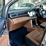 Modified Toyota Innova Crysta interior In Images