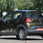 Renault Kwid 1.0 MT back In Images