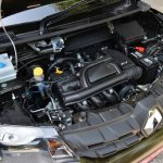 Renault Kwid 1.0 MT engine In Images