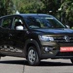 Renault Kwid 1.0 MT front In Images
