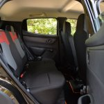 Renault Kwid 1.0 MT rear cabin In Images