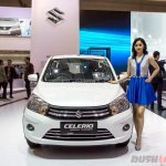 Suzuki Celerio Urban concept front showcased at GIIAS