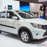 Suzuki Celerio Urban concept front three quarter showcased at GIIAS