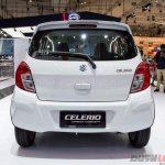 Suzuki Celerio Urban concept rear showcased at GIIAS