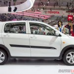 Suzuki Celerio Urban concept side showcased at GIIAS