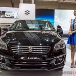 Suzuki Ciaz Urban concept front showcased at GIIAS