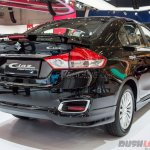 Suzuki Ciaz Urban concept rear three quarter showcased at GIIAS