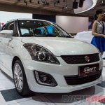 Suzuki Swift Urban concept front three quarter showcased at GIIAS