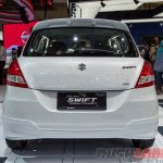 Suzuki Swift Urban concept rear showcased at GIIAS