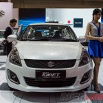 Suzuki Swift Urban concept showcased front at GIIAS