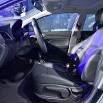 2017 Hyundai Verna front cabin makes world premiere