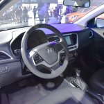 2017 Hyundai Verna makes interior world premiere