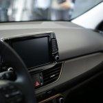 2017 Hyundai i30 infotainment system