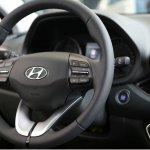 2017 Hyundai i30 steering wheel